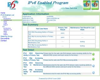 IPv6 Ready!